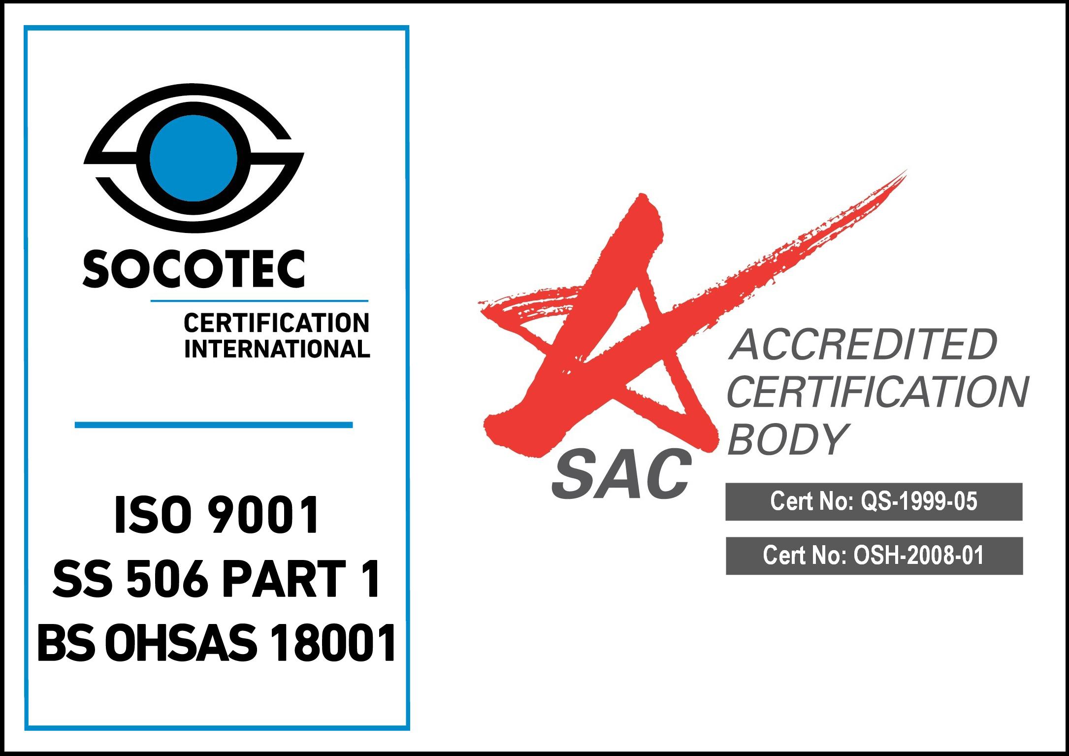 QMS SS506 OHS SAC (SerV)